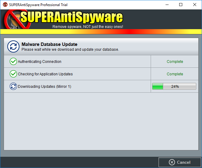 SUPERAntiSpyware 6 gratis