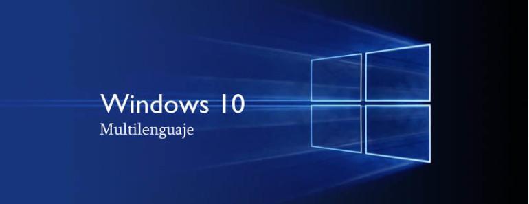 Windows 10 Pro espanol