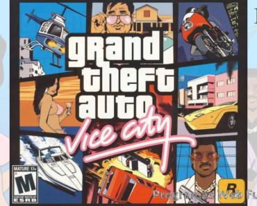 GTA Vice City full