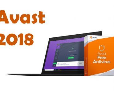 Avast Antivirus 2018