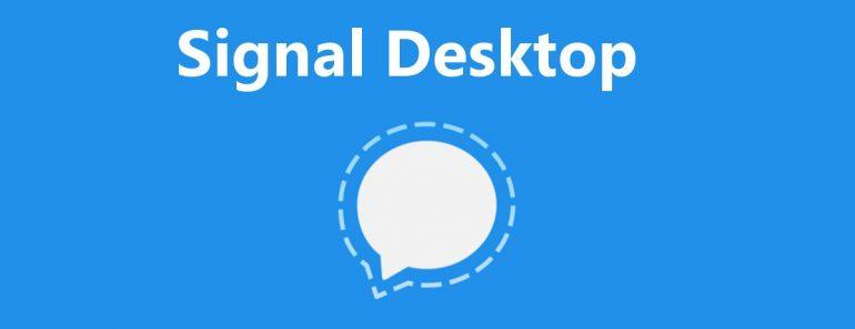 Signal para PC Mac Linux