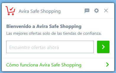 Avira Safe Shopping