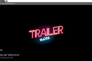 TrailerNite Tráiles de películas