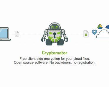 Cryptomator encriptar archivos en la nube