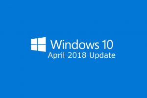 Windows 10 April 2018 Update Redstone 4