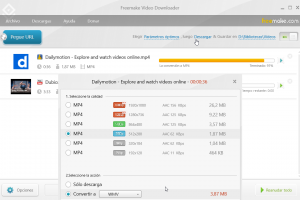 Freemake Video Downloader descargar videos de Youtube